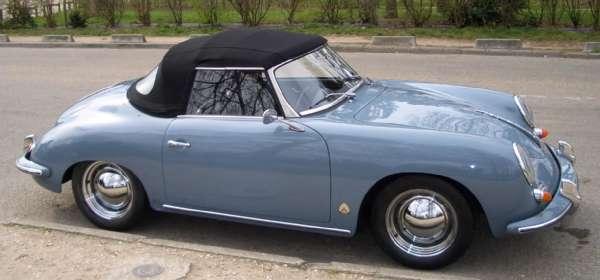 porsche 356 roadster 1960 rhd fr for sale. Black Bedroom Furniture Sets. Home Design Ideas