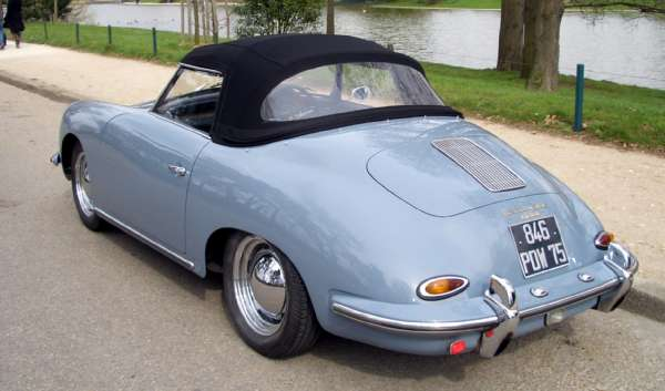 Porsche 356 Roadster 1960 Rhd Fr For Sale