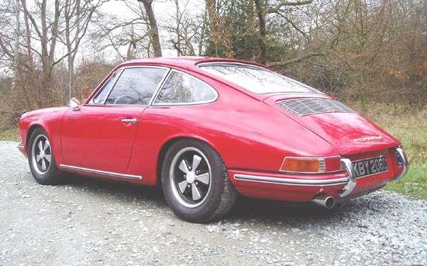 Porsche 911 1965 Lhd Uk For Sale